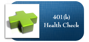 401(k) Health Check-up